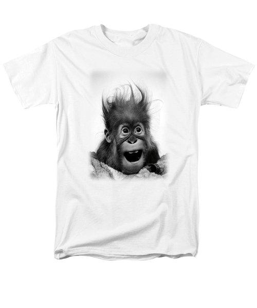 Don't Panic Men's T-Shirt  (Regular Fit) by Miro Gradinscak