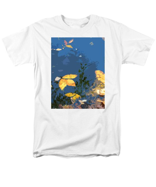 Double Trinity Men's T-Shirt  (Regular Fit) by Spyder Webb