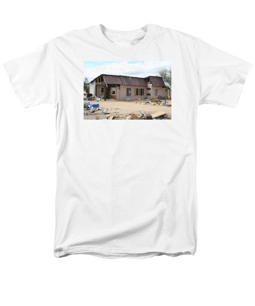 Down To The Nitty Gritty Men's T-Shirt  (Regular Fit)