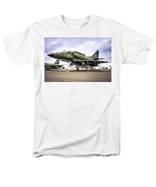Douglas A-4m Skyhawk II Men's T-Shirt  (Regular Fit)