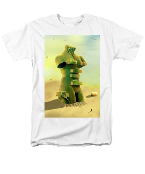 Drawers 2 Men's T-Shirt  (Regular Fit) by Mike McGlothlen