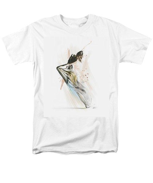 Drift Contemporary Dance Men's T-Shirt  (Regular Fit) by Galen Valle