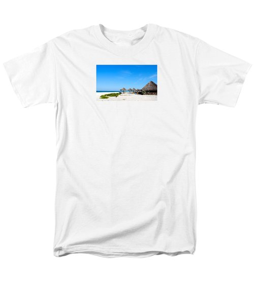 Drinks On Me Men's T-Shirt  (Regular Fit) by Margie Amberge