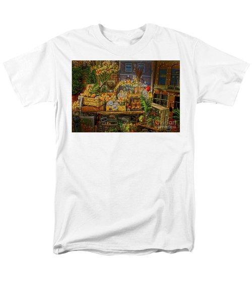 Dutch Shop Men's T-Shirt  (Regular Fit) by Sandy Moulder