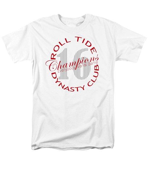 Men's T-Shirt  (Regular Fit) featuring the digital art Dynasty Club by Greg Sharpe