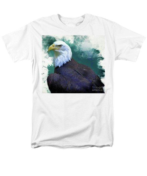 Eagle Men's T-Shirt  (Regular Fit) by Suzanne Handel