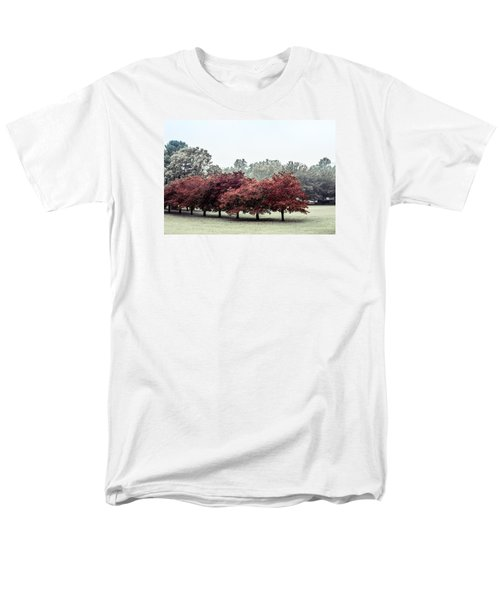 Men's T-Shirt  (Regular Fit) featuring the photograph Early Fall by Carlee Ojeda