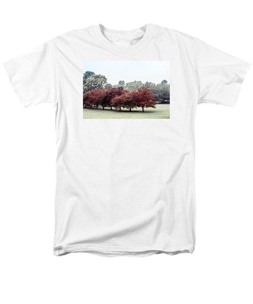 Early Fall Men's T-Shirt  (Regular Fit) by Carlee Ojeda