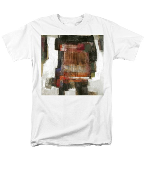 Orange Home Men's T-Shirt  (Regular Fit) by Behzad Sohrabi