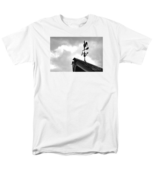 Men's T-Shirt  (Regular Fit) featuring the photograph Easterly Wind  by Juls Adams