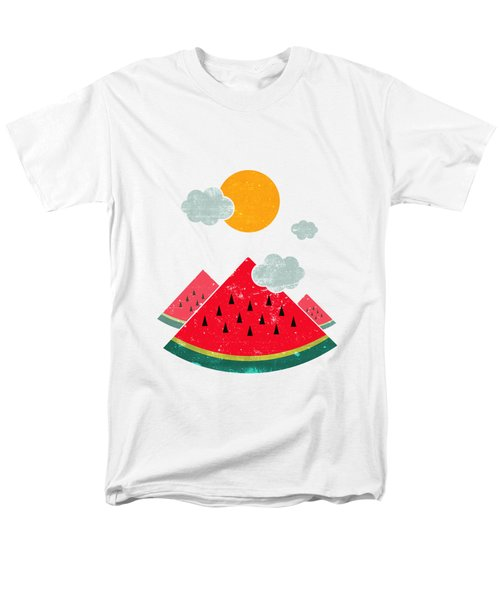 Eatventure Time Men's T-Shirt  (Regular Fit)