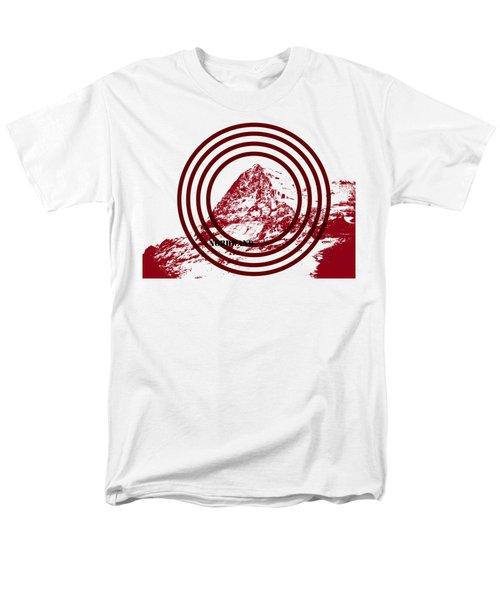 Eiger Nordwand Men's T-Shirt  (Regular Fit) by Frank Tschakert