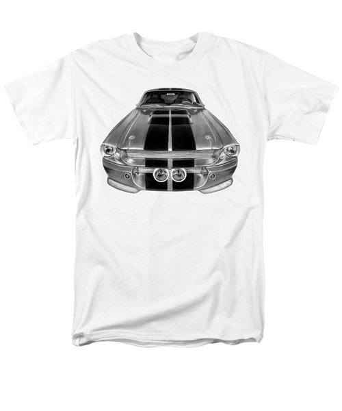 Eleanor Ford Mustang Men's T-Shirt  (Regular Fit) by Peter Piatt