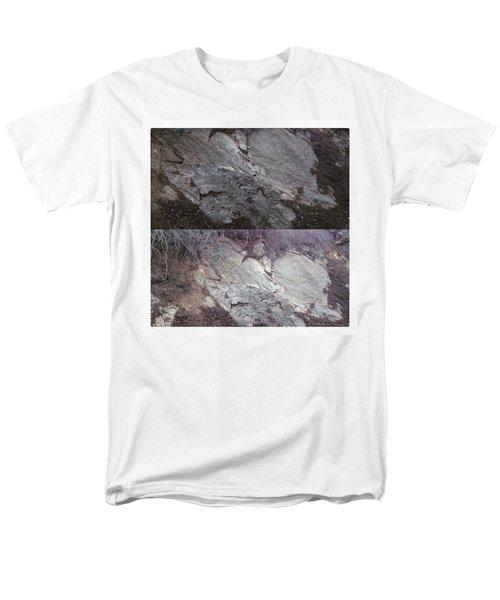 Elephant Formation  Men's T-Shirt  (Regular Fit) by Nora Boghossian