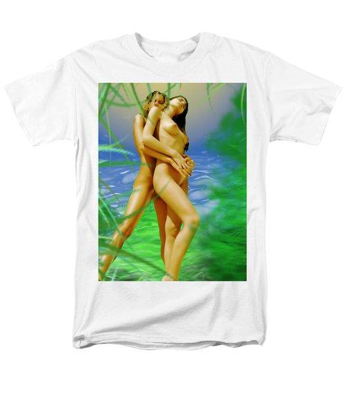 Embraced Men's T-Shirt  (Regular Fit) by Tbone Oliver