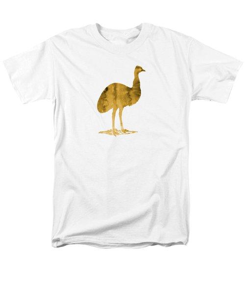 Emu Men's T-Shirt  (Regular Fit) by Mordax Furittus