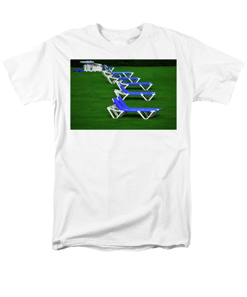 Men's T-Shirt  (Regular Fit) featuring the photograph End Of Season II by Richard Ortolano