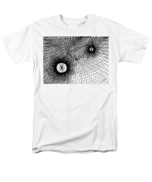 Energy Men's T-Shirt  (Regular Fit) by Quwatha Valentine