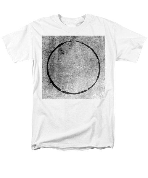 Men's T-Shirt  (Regular Fit) featuring the digital art Enso 2017-24 by Julie Niemela