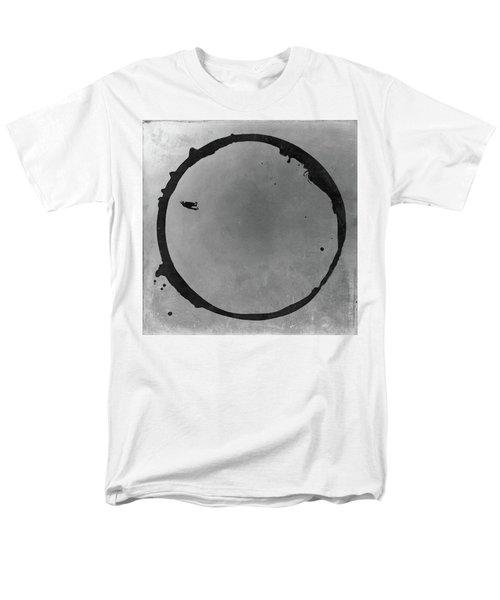 Men's T-Shirt  (Regular Fit) featuring the digital art Enso 2017-26 by Julie Niemela