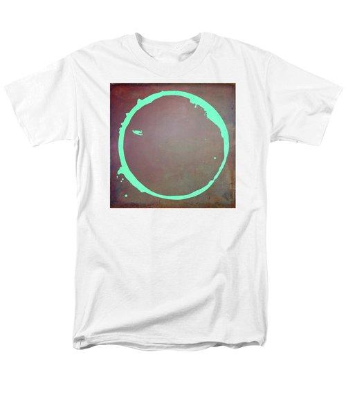 Men's T-Shirt  (Regular Fit) featuring the digital art Enso 2017-6 by Julie Niemela