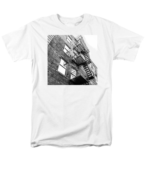 Men's T-Shirt  (Regular Fit) featuring the photograph Escape by Wade Brooks