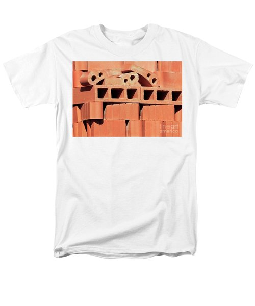 Men's T-Shirt  (Regular Fit) featuring the photograph Euclid Engineering Llc by Joe Jake Pratt