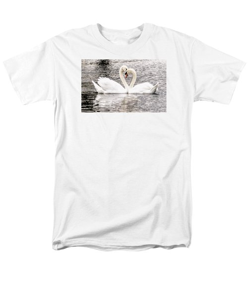 Men's T-Shirt  (Regular Fit) featuring the photograph Everlasting Love by Cathy Donohoue
