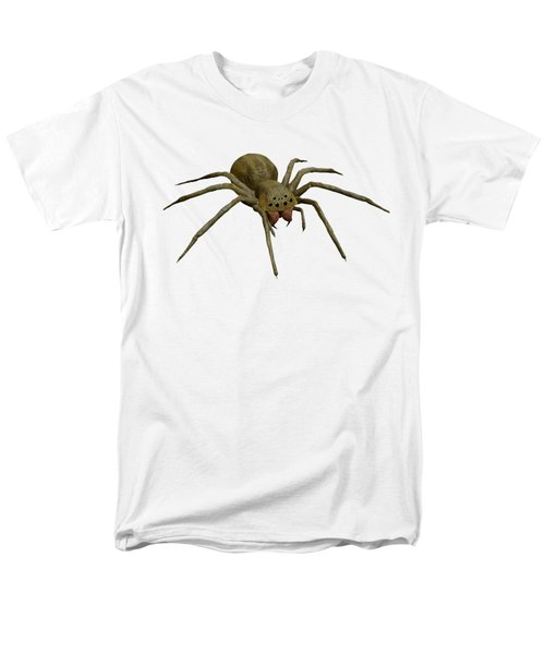 Evil Spider Men's T-Shirt  (Regular Fit)
