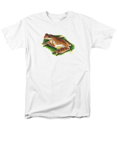 Executioner Treefrog Men's T-Shirt  (Regular Fit) by Cindy Hitchcock