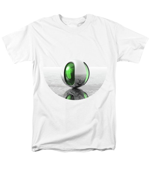 Extraterrestrial Men's T-Shirt  (Regular Fit) by Phil Perkins
