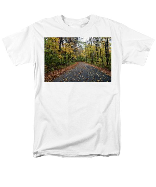 Fall Color Series 2016 Men's T-Shirt  (Regular Fit) by Joanne Coyle