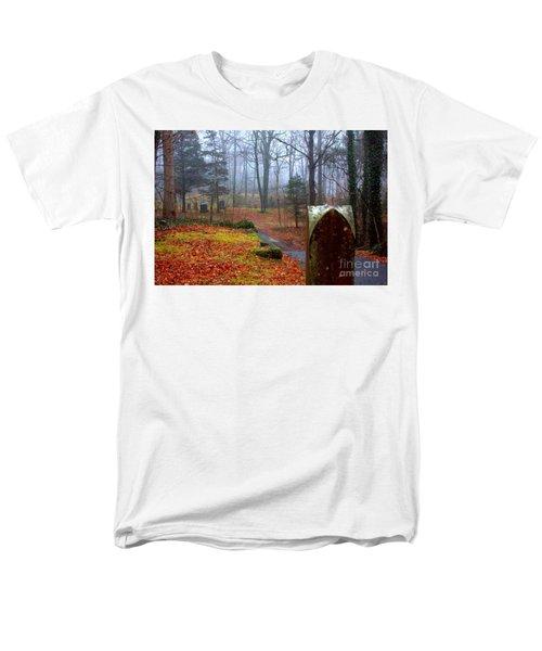 Fall Men's T-Shirt  (Regular Fit) by Steven Macanka