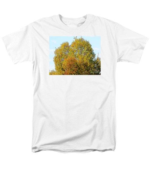 Fall Tree Men's T-Shirt  (Regular Fit) by Craig Walters