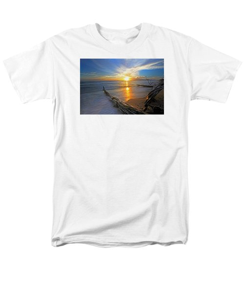 Far Out To Sea Men's T-Shirt  (Regular Fit) by James Roemmling