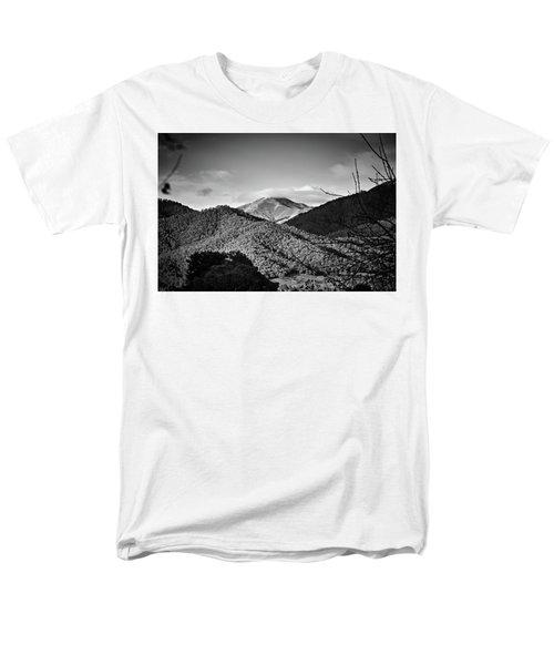 Feathertop Men's T-Shirt  (Regular Fit) by Mark Lucey