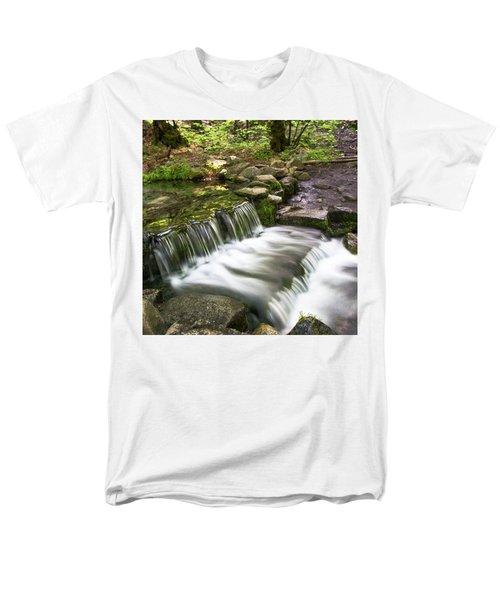 Fern Spring 4 Men's T-Shirt  (Regular Fit) by Ryan Weddle