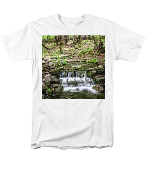 Fern Spring 5 Men's T-Shirt  (Regular Fit) by Ryan Weddle