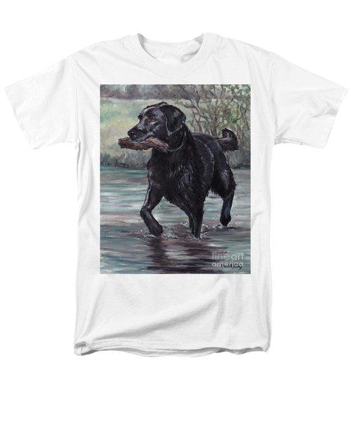 Fetch Men's T-Shirt  (Regular Fit)