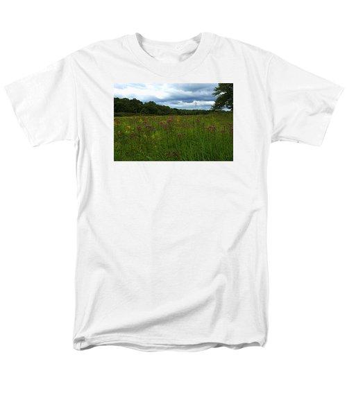 Field Of Color Men's T-Shirt  (Regular Fit) by Bruce Carpenter