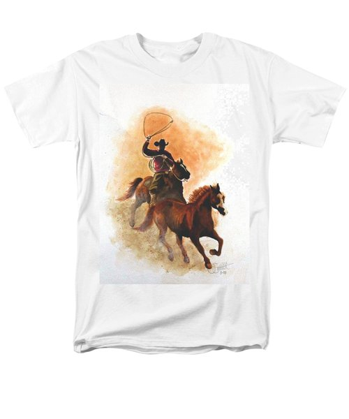 Fighting For Freedom Men's T-Shirt  (Regular Fit) by Jimmy Smith