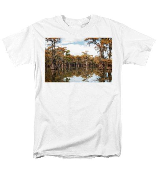 Fire Moss  Men's T-Shirt  (Regular Fit)