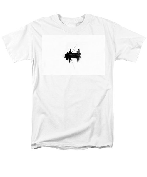 Fishing Buddies Men's T-Shirt  (Regular Fit) by David Lee Thompson
