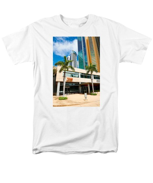 Fla-150531-nd800e-25125-color Men's T-Shirt  (Regular Fit) by Fernando Lopez Arbarello