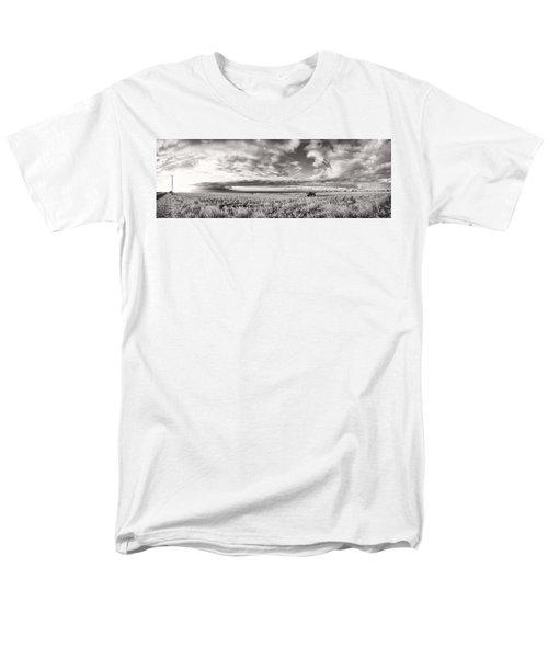 Fla-160225-nd800e-388pa91-ir-cf Men's T-Shirt  (Regular Fit) by Fernando Lopez Arbarello