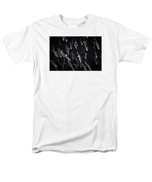 Fla-150811-nd800e-26105-bw-selenium Men's T-Shirt  (Regular Fit) by Fernando Lopez Arbarello