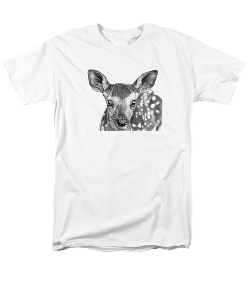 Florry The Fawn Men's T-Shirt  (Regular Fit) by Abbey Noelle