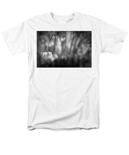 Flower #7421 Men's T-Shirt  (Regular Fit) by Andrey Godyaykin