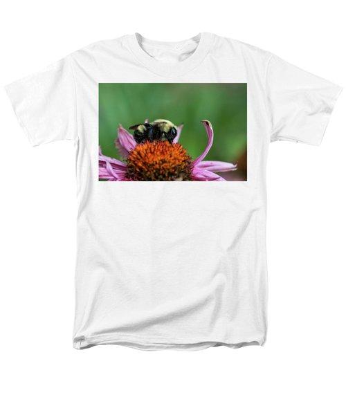 Flowerbee Men's T-Shirt  (Regular Fit)