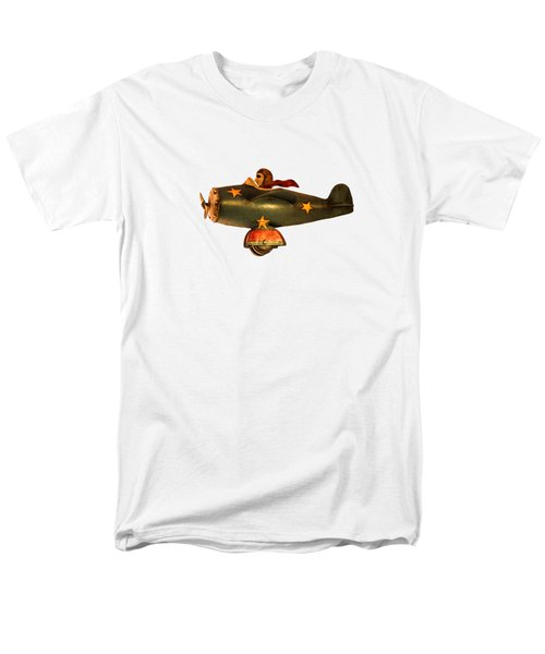 Flying High Men's T-Shirt  (Regular Fit) by Linsey Williams